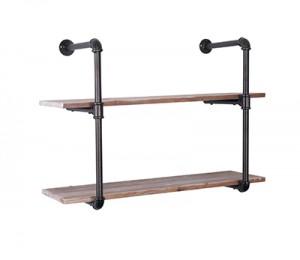 GS-ZW168 2 tier wall shelf