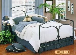 BD-1021 metal bed