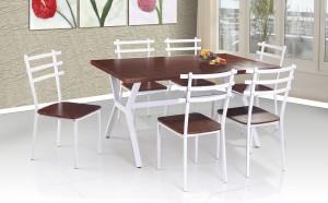 GS-5136 7pc dining set