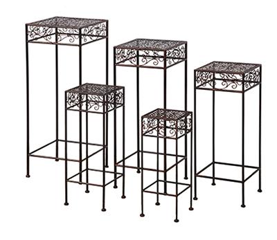 2019 China New Design Decorative Metal Wall Flower Stand - Flower stand – Xinhai