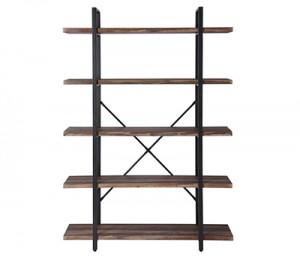 GS-ZW176 5 tier bookcase