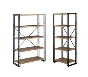 GS-ZW213, 214 5 Tier bookcase